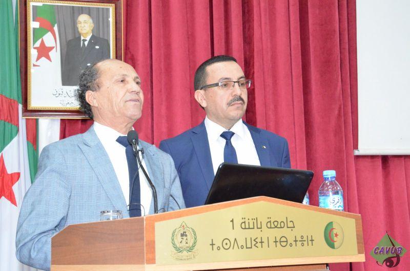 الملتقى الدولي حول المعاناة في العمل لدى العاملين في ميدان التمريض