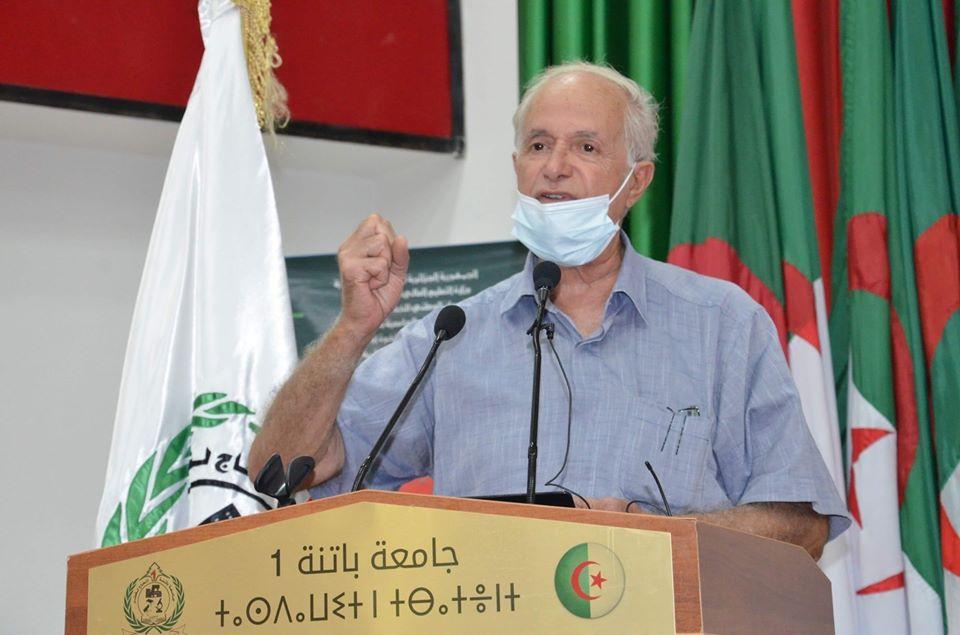 مقتطف من مداخلة البروفيسور رابح آيت حمودة خلال اليوم الدراسي الخاص بالبروتوكول الصحي لوزارة التعليم العالي