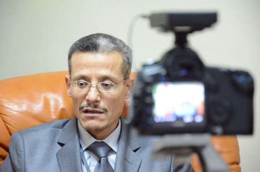 مقابلة خاصة مع عميد كلية العلوم الإسلامية على هامش الملتقى الدولي التاسع