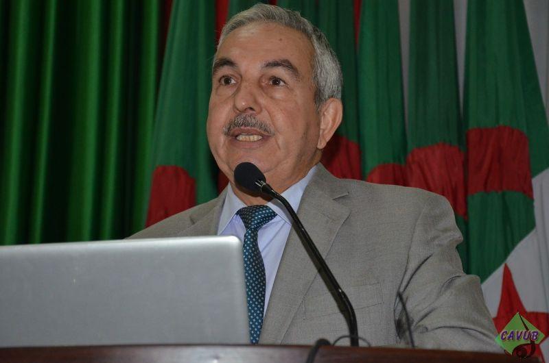 الملتقى الوطني حول تطور اللغة العربية بين الماضي و الحاضر
