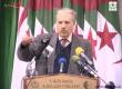 كلمة رفيق الشهيد مصطفى بن بولعيد السيد الوزير المجاهد صالح قوجيل
